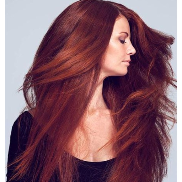 Belle Accessories Hair Extensions Vibrant Auburn Poshmark